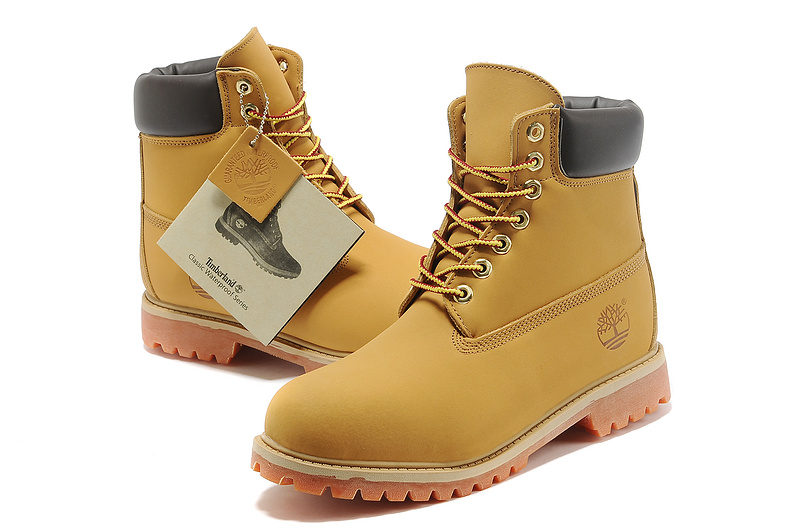 Timberland Bottes 6 inch Homme timberland mocassin