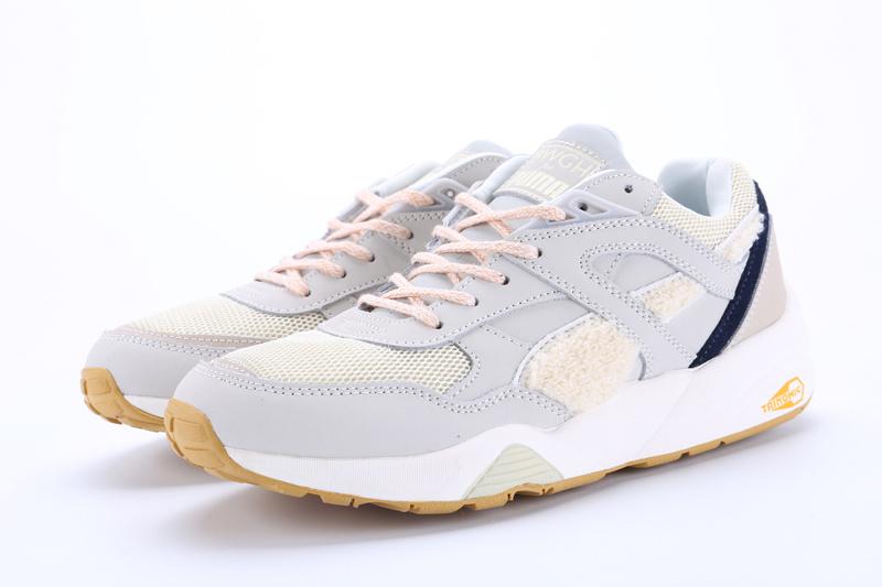 buy popular 80940 60a5a Chaussures puma XT 1 Femme Puma invente la chaussure à crête en hommage à  Mario