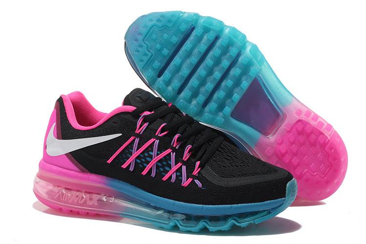 5495944d435 Nike Air Max 2015 Femme Basket Nike Roshe Run Chaussures Homme Noir Achat  Vente